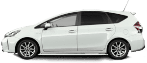Toyota Prius+ <span>From £225/ Week</span>